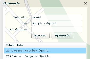 Gyógyszertár, patika cím keresés térképen